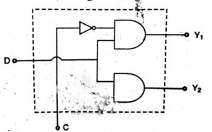 1 to 2 demultiplexer in hindi