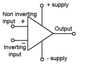 operational amplifier in hindi